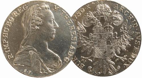 Maria Theresien Taler Echt Silber Barren Und Münzen Zur