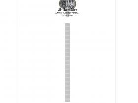 Rollenpapier Für Reichsfünfer Und Andere Seite 8 Silber Barren